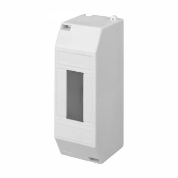 Бокс для автоматических выключателей на 1-2 модуля 42*124*57мм.