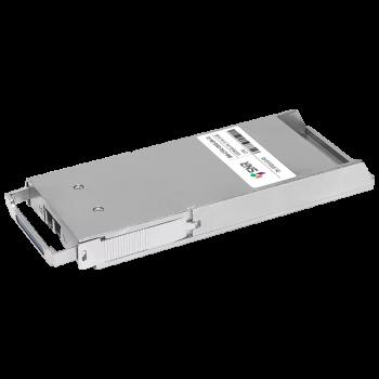 Двухволоконный модуль, CFP2 100GBASE-LR4, разъем LC, дальность до 10км (8dB)