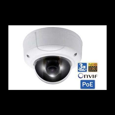 IP камера SNR-CI-DD3.0 купольная 3Мп, 3.3-12мм, PoE, вандалозащищенная (повреждена упаковка)