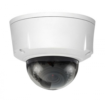 IP камера SNR купольная 2.0Мп c ИК подсветкой, 3-9мм, PoE, вандалозащищенная
