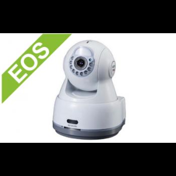 IP камера SNR-CI-DP0.3 офисная поворотная с ИК подсветкой, разрешение VGA, микрофон (имеет потертости)