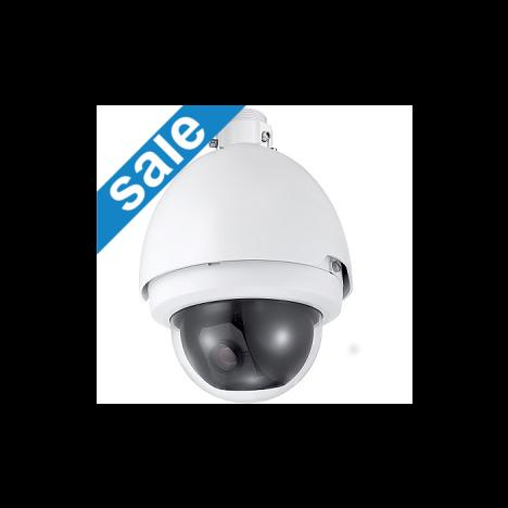 IP камера SNR-CI-DP1.3 cкоростная купольная поворотная 1.3Мп  с 18х оптическим увеличением (имеет потертости)