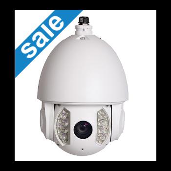 IP камера SNR-CI-DP2.0INT30I cкоростная купольная поворотная 2Мп с 30х оптическим увеличением c ИК подсветкой с аналитикой и автотрекингом (уценка)