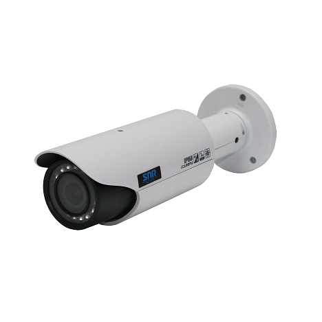Уличная IP камера SNR-CI-DW3.0I-AM 3Мп c ИК подсветкой, моториз.объектив 3-9мм, PoE, обогреватель, с кронштейном (неполная комплектация)
