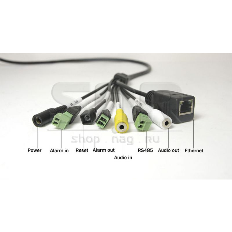 Видеокамера IP SNR-CI-HW1.3IW-SE (SNR-CI-H1MPSW)