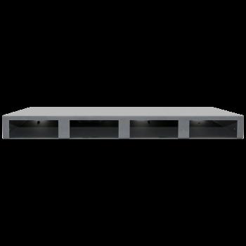 Коммутационная панель 1U под MPO кассеты на 96 портов