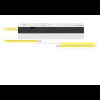 Делитель оптический корпусный dual window 1х2, 10/90