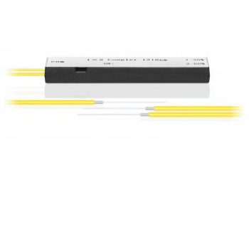 Делитель оптический корпусный dual window 1х2, 15/85
