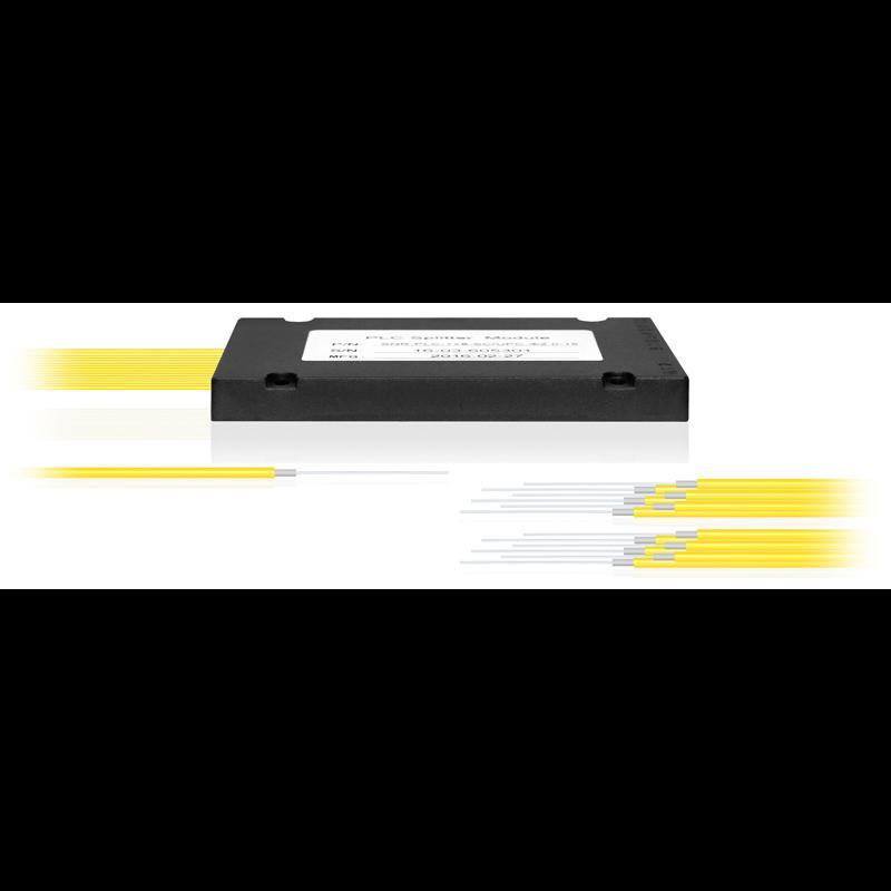 Делитель оптический корпусный трехоконный 1х12