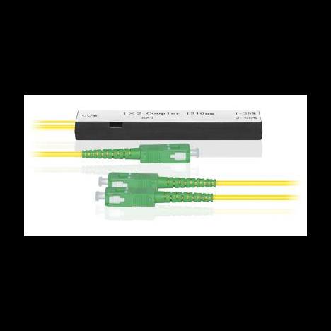 Делитель оптический корпусный dual window 1х 2-05/95-SC/APC