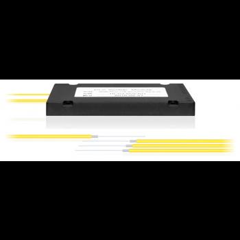Делитель оптический корпусный, неоконцованный, single window 1х 3 (1310nm), 33/33/34