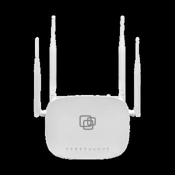 Беспроводной маршрутизатор SNR-CPE-ME2-SFP, 802.11a/b/g/n, 802.11ac Wave 2, 4xGE RJ45, 1xSFP