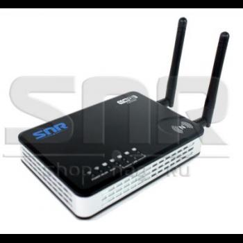 Беспроводной маршрутизатор SNR-CPE-W4N, 802.11b/g/n, 5xFE RJ45 (уценка)