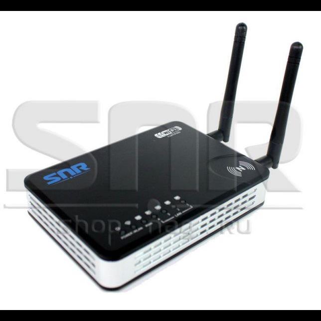 Маршрутизатор SNR-CPE-W4N