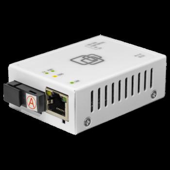 Медиаконвертер  10/100/1000-Base-T / 100/1000Base-FX, Tx/Rx: 1310/1550нм