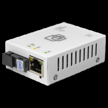 Медиаконвертер  10/100/1000-Base-T / 100/1000Base-FX, Tx/Rx: 1550/1310нм