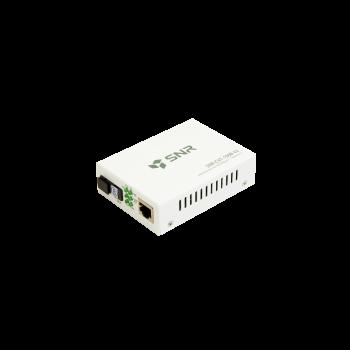 Медиаконвертер  10/100-Base-T / 100Base-FX, Tx/Rx: 1310/1550нм, V2