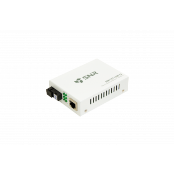 Медиаконвертер 10/100Base-T / 100Base-FX, Tx/Rx: 1310/1550нм, V3