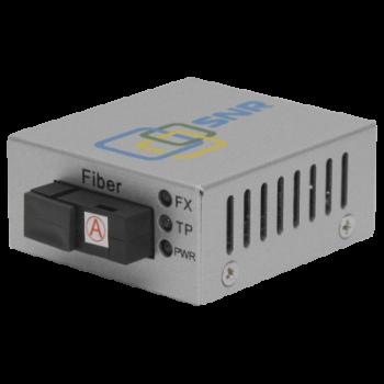Медиаконвертер 10/100-Base-T / 100Base-FX, Tx/Rx: 1310/1550нм
