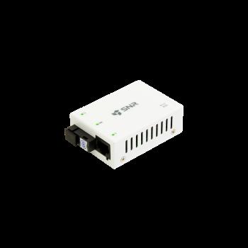 Медиаконвертер  10/100-Base-T / 100Base-FX, Tx/Rx: 1550/1310нм, V2 (Rev.M)