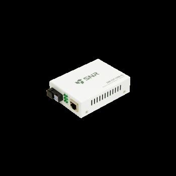 Медиаконвертер 10/100Base-T / 100Base-FX, Tx/Rx: 1550/1310нм, V3