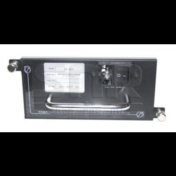 Модульный блок питания переменного тока 90 ~ 240В для медиаконвертерного шасси SNR-CVT-CHASSIS-10G