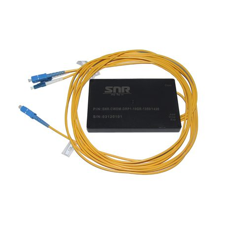 Модуль Add/Drop SNR-CWDM-10GR-OADM1-1350/1430