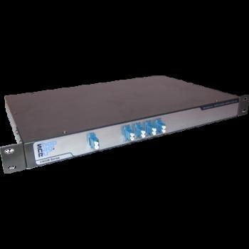 Мультиплексор CWDM одноволоконный SNR-CWDM-MDM-10GR-4A 4-канальный