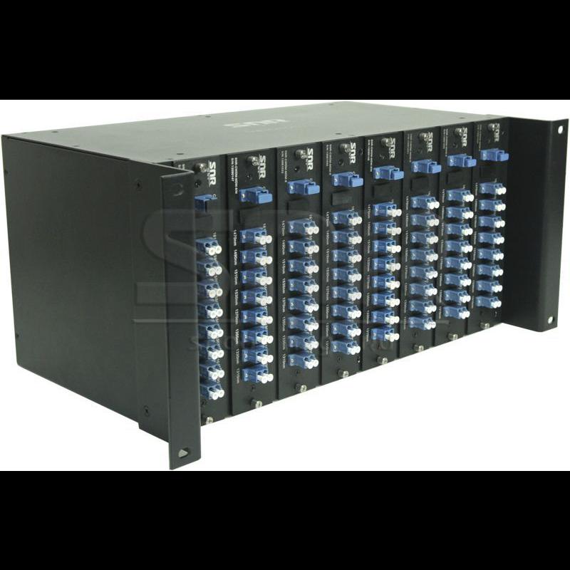Мультиплексор CWDM одноволоконный 2-канальный, (trx:1550/1530, 1570/1510)