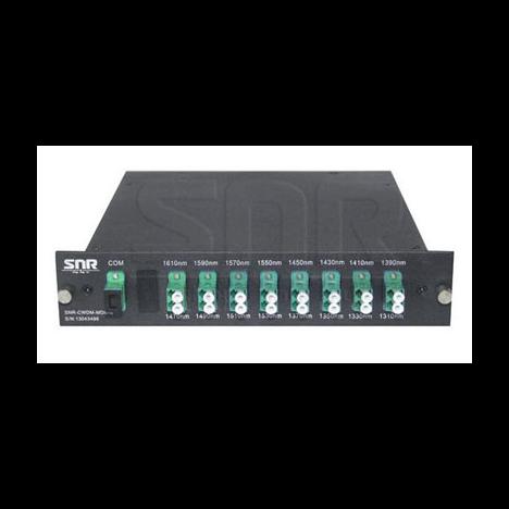 Мультиплексор CWDM одноволоконный 4-канальный для BIDI CWDM (Tx/Rx:1270-1330нм), APC