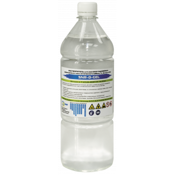 Растворитель для удаления гидрофобного заполнителя SNR-D-GEL