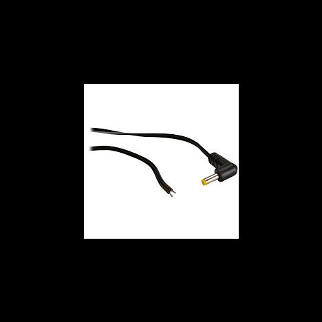 Адаптер питания DC male - 4.0/1.7, провод 0,3м