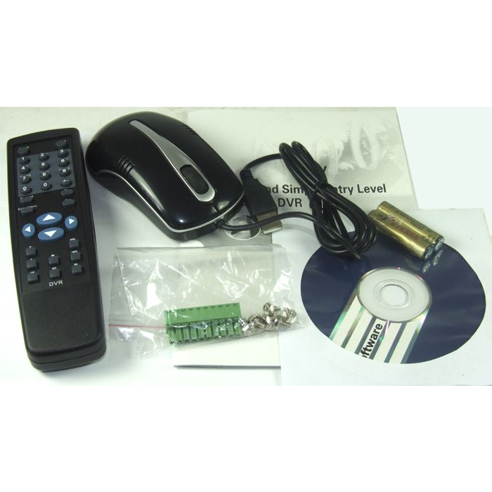 Видеорегистратор цифровой SNR-DVR-D04AS, без гарантии