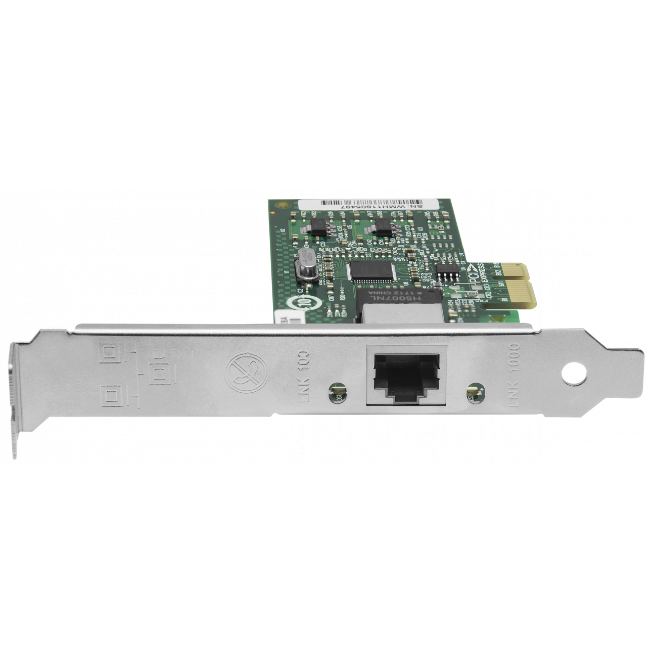 Сетевая карта 1 порт 10/100/1000Base-T SNR-E1G11ET