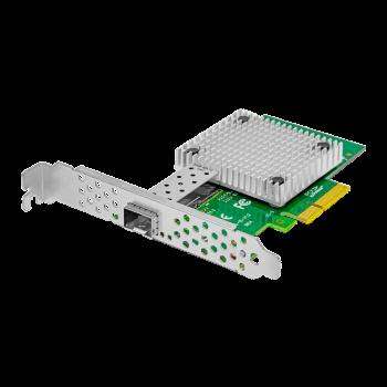 Сетевая карта 1 порт 10GBase-X SNR-E1P10GS-X