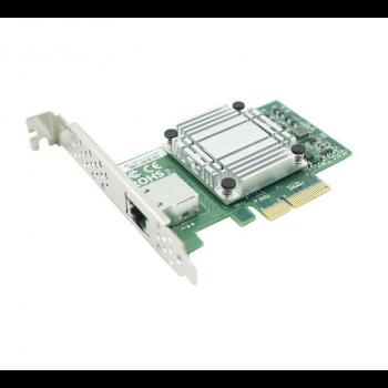 Сетевая карта 1 порт 100/1000/10GBase-T SNR-E1P10GT-A