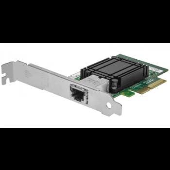 Сетевая карта 1 порт 100/1000/10GBase-T SNR-E1P10GT-T
