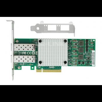 Сетевая карта 2 порта 1000Base-X/10GBase-X SNR-E2P10GS-B