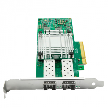Сетевая карта 2 порта 1000Base-X/10GBase-X SNR-E2P10GS-X710