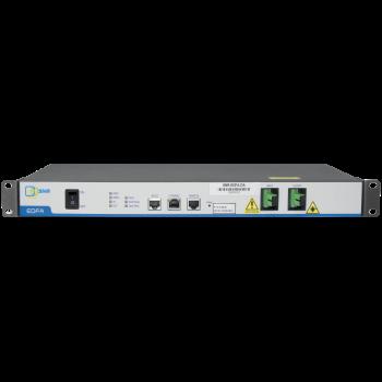 EDFA предусилитель (pre-amplifier) C-диапазона с переменным коэффициентом усиления и выходной мощностью