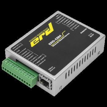 Устройство удалённого контроля и управления с GSM интерфейсом ERD-GSM, БП, корпус, антенна, крепление