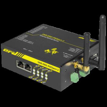 Устройство удалённого контроля и управления SNR-ERD-PROject-2, RS232/485, IO6, GSM