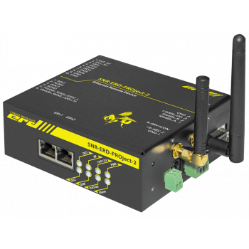 Устройство удалённого контроля и управления SNR-ERD-PROject-2, RS232/485, IO6