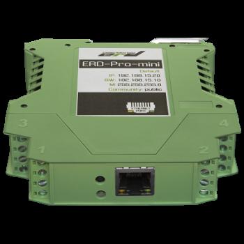 Устройство удалённого контроля и управления SNR-ERD-Pro-mini, пластиковый корпус, крепление Din.