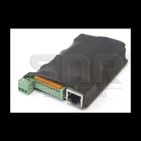 Конвертер интерфейсов RS-485 - Ethernet SNR-ETH-SERIAL-1.0