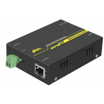 Конвертер интерфейсов Ethernet-RS485/RS232, минимальная комплектация