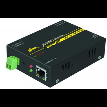 Конвертер интерфейсов ERD-Ethernet-RS485/RS232, с POE