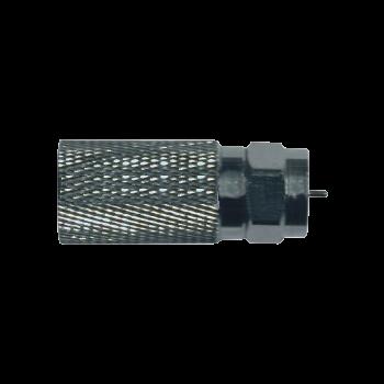 Разъем для коаксиального кабеля RG11 (Twist) (100шт)
