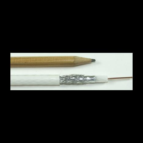 Кабель  коаксиальный абонентский SNR 6-серии (RG6) (100м. бухта)(заполнение 60%)