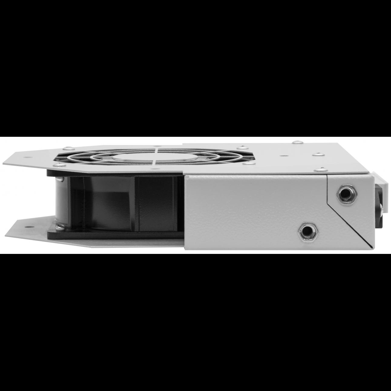 Модуль вентиляторный, 1 вентилятор, с термостатом